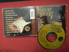 HATS OFF TO STEVIE RAY (Stevie Ray Vaughan Tribute) FIRST PRESS  CD BB-2009-2