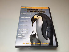 March of the Penguins (DVD, 2005, Widescreen)