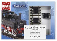 Busch 1800 Rollprüfstand H0