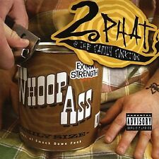2 PHAT - OPENING A CAN OF WHOOP ASS ON YA MOMS - CD