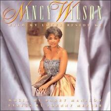 With My Lover Beside Me by Nancy Wilson (CD, Apr-2008, Columbia (USA))