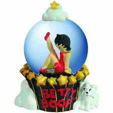 Betty Boop Starburst water globe (20150)