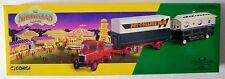 Corgi Showmans Scammell Highwayman Ballast Closed Pole Trailer & Caravan 16502