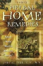 Jude's Herbal Home Remedies by Jude C. Todd (2008 Paperback)