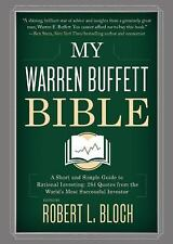 My Warren Buffett Bible : A Short and Simple Guide to Rational Investing: 286...