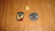 Vintage Hat/lapel Pin -  503rd  Airborne - The Rock  -   VG