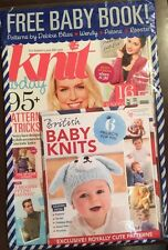 Knit Today Patterns Free Baby Book Knitting Disasters May 2015 FREE SHIPPING!