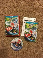 Mario Kart 8 (Nintendo Wii U, 2014) Adult Owned! Complete! Mint Condition!