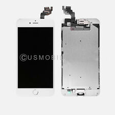 """White Display LCD Touch Screen Digitizer Replacement Part for iPhone 6 Plus 5.5"""""""