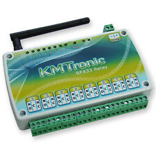 KMTRONIC RF433MHz Eight Channel Relay Board BOX, 12V