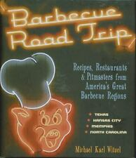 BARBECUE ROAD TRIP Recipes, Restaurants and Pitmasters BRAND NEW HARDCOVER