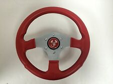 12.5 Inch Steering Wheel Fiat 128 X19 124 500 600 850 Spider Abarth -NEW- #353