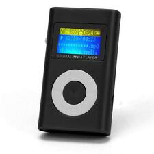 2017  USB Mini MP3 Player LCD Screen Support 32GB Micro SD TF Card