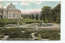 irish postcard ireland wicklow bray kilruddery gardens