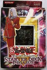Yu-Gi-Oh! - PEGASUS STARTER DECK - English Mint Sealed Toon Deck Relinquished
