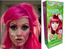 Haarfarbe Coloration Cosplay Gothic Punk KIWI PINK