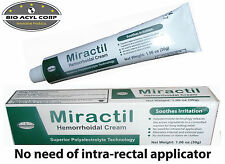 Miractil - Outstanding Hemorrhoid Treatment