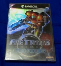 GC - Metroid Prime 2: Echoes ~ Brand New Factory Sealed ORIGINAL Game ~