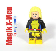 LEGO Custom - Magik X-Men version - Marvel Super heroes mini fig rogue phoenix