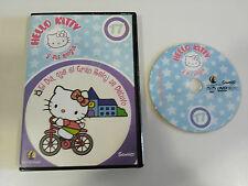 HELLO KITTY Y SUS AMIGOS - EL DIA QUE EL RELOJ SE DETUVO VOL. 17 DVD SELECTA