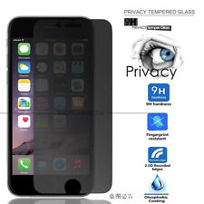 Anti-Spy Peeping Privacy Tempered Glass Screen Protector For iPhone 6 6S