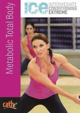 Cardio and Toning Exercise DVD - CATHE FRIEDRICH ICE SERIES METABOLIC TOTAL BODY
