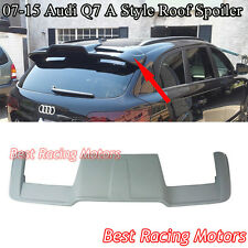 05-15 Audi Q7 ABT Style Rear Roof Spoiler Wing