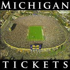 Michigan Wolverines vs Ohio State University 2015 Football Tickets