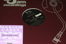 "MARIAH CAREY Say Something 12"" RECORD  STILL SEALED DEF JAM"