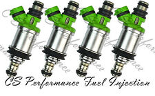 Denso Flow Matched Fuel Injector Set for Toyota  23250-74140 CA emissions (4)