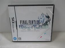 DS -- Final Fantasy Echoes of Time -- New!! Nintendo DS, JAPAN Game. 52873