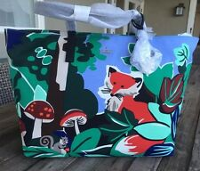 "LAST ONE! KATE SPADE NEW YORK ""BLAZE TRAIL"" FOX WOODS LARGE RYAN TOTE BAG, BNWT"