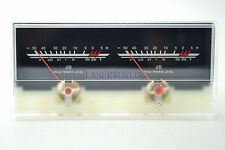 P-59WTC VU Meter DB Level Header Amplifier Chassis Audio Preamp Backlight