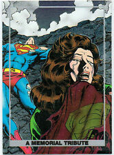 SUPERMAN: THE DEATH OF DOOMSDAY FOIL CARD S4