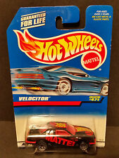 1997 Hot Wheels #471 : Velocitor Wire Lace Rims - 16039
