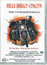 HELLS ANGELS FOREVER DVD