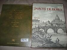 Picone Vasi PONTI DI ROMA E VEDUTE SUL TEVERE