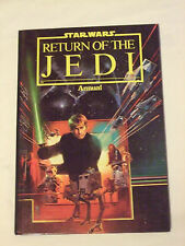 Vintage Star Wars Return Of the Jedi Annual 1983. Unclipped. Great condition.