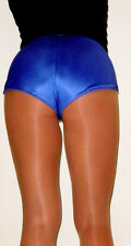 Dolfin Shiny Royal L Shorts for Hooters Uniform Cheerleader L work out exercise
