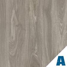 Pellicola Adesiva Rovere Grigio  larg. 90 cm AL METRO LINEARE effetto legno per
