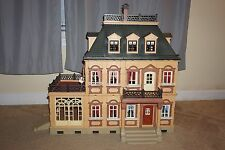 Playmobil 5300 Victorian Mansion dollhouse Retired READ ENTIRE LISTING B4 BUYING
