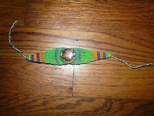 BORA PERU AMAZON INDIAN AYAHUASCA VINE BRACELET #2