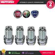 46472021 4 CANDELE FIAT MULTIPLA (186) 1.6 16V Bipower 04.99-06.10 76kw 103cv