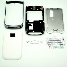 BRAND NEW FULL HOUSING COVER + FRAME + KEYPAD FOR BLACKBERRY 9800 #H-274W_FULL