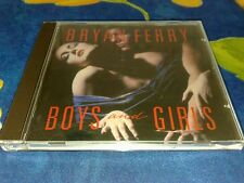 UK PRESS CD:Bryan Ferry-Boys and Girls(slave to love-9,1/2 weeks)roxy music