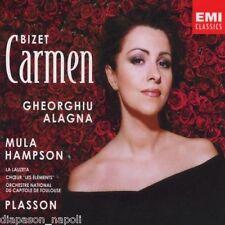 Bizet: Carmen / Plasson, Gheorghiu, Alagna, Mula, Hampson - CD
