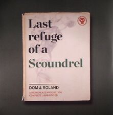DOM & ROLAND - Last Refuge Of A Scoundrel LP - Vinyl Metalheadz  Drum And Bass