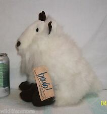 Vintage BRAVO Stuffed APPLAUSE Plush HANNIBAL the MOUNTAIN GOAT with TAGS