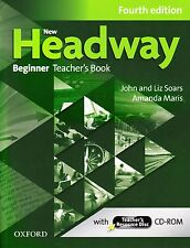 Oxford NEW HEADWAY Beginner FOURTH EDITION Teacher's Book with CD-ROM @NEW@