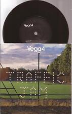 """Vega 4 """"Traffic Jam""""  7"""" Vinyl  Picture Sleeve"""